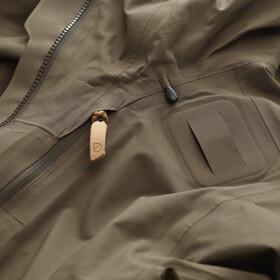 Fjällräven Lappland Eco Shell Jacket Women Dark Olive